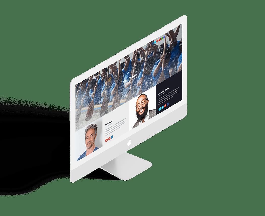 Website growwwth voorbeeld